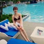 韓国の人気女優ヤンチョンウォンがセクシーな写真を公開した。