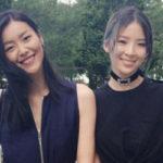 韓国・中国の女性トップモデルの出会い